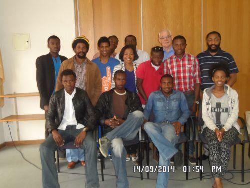 2014 FIDE Arbiters Seminar-Windhoek NAMIBIA
