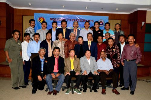 2014 INDONESIA FIDE Arbiters Seminar pic