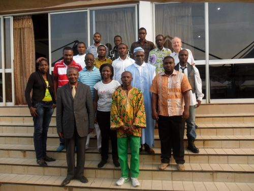 FIDE Arbiters Seminar-Yaounde CAMEROON 2014