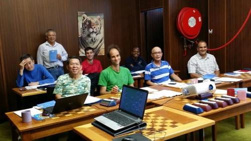2015 FIDE Arbiters Seminar Melbourne Class photo