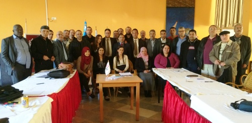 2015 TUNISIA FIDE Arbiters Seminar