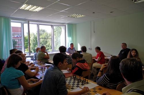 2015 RUSSIA-ST. PETERSBURG FIDE Arbiters Seminar