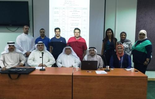 FIDE Arbiters Seminar-Kuwait City KUWAIT 2015-1