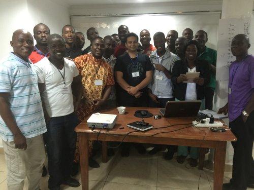 FIDE Arbiters Seminar-Monrovia LIBERIA 2016-1