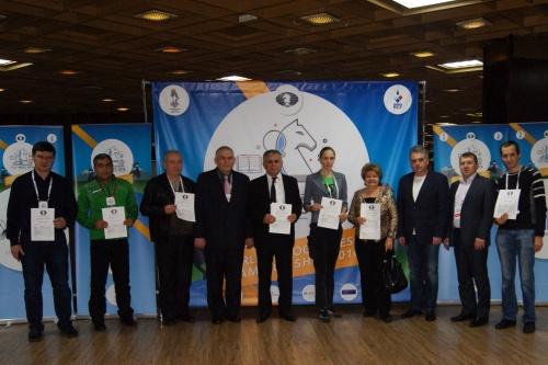 2016 RUSSIA-SOCHI 2 FIDE Arbiters Seminar