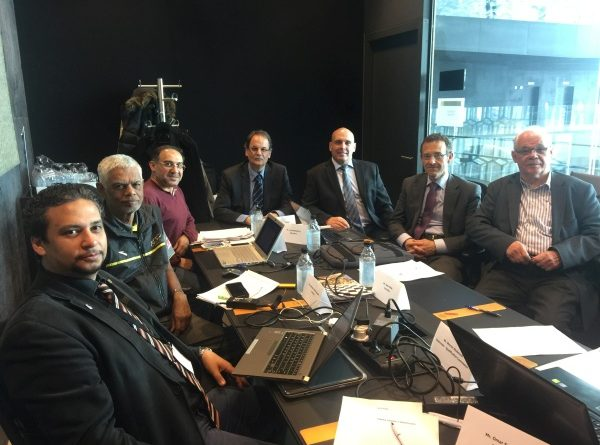 2017 FIDE Arbiters Commission Councilors Meeting in Reykjavik Iceland