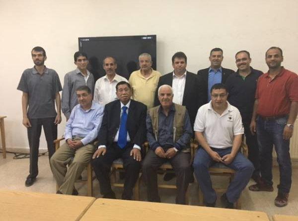 FIDE Arbiters Seminar-Amman JORDAN 2017