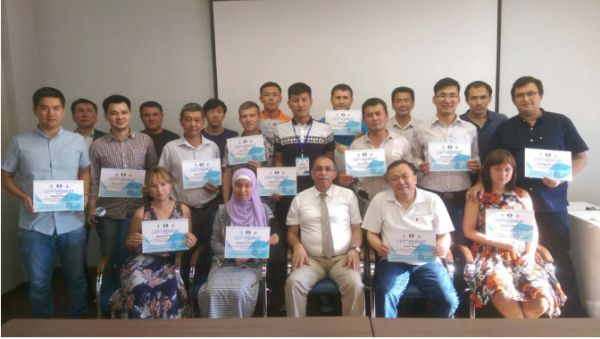 2017 KAZAKHSTAN FIDE Arbiters Commission - Photo