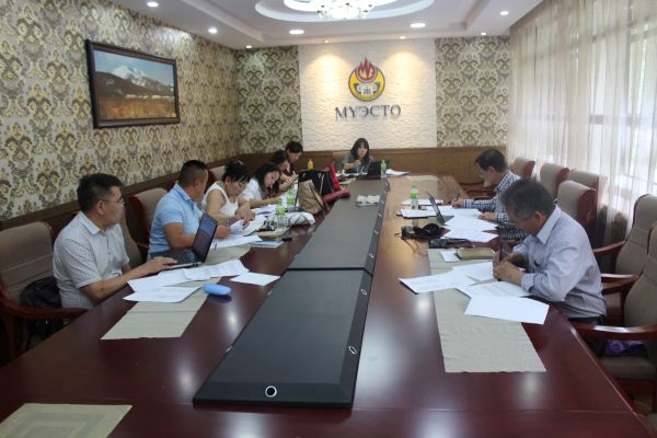2017 MONGOLIA FIDE Arbiters Seminar