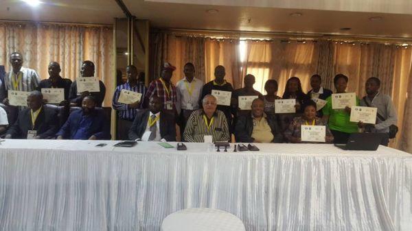 FIDE Arbiters Seminar-Harare ZIMBABWE 2017-1
