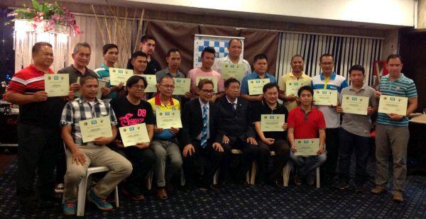 FIDE Arbiters Seminar- Davao PHILIPPINES 3 2017