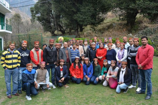 2018 INDIA 3 - MANALI FIDE Arbiters Seminar-1