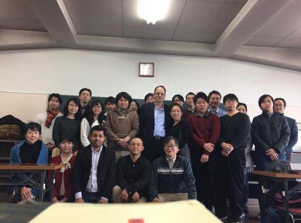 FIDE Arbiters Seminar-Tokyo JAPAN 2018-1