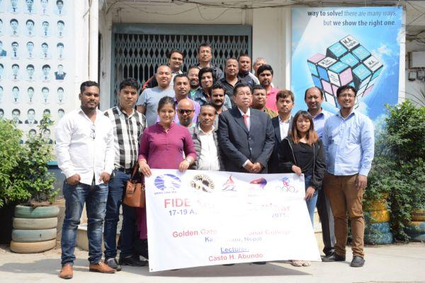 2018 NEPAL FIDE Arbiters Seminar