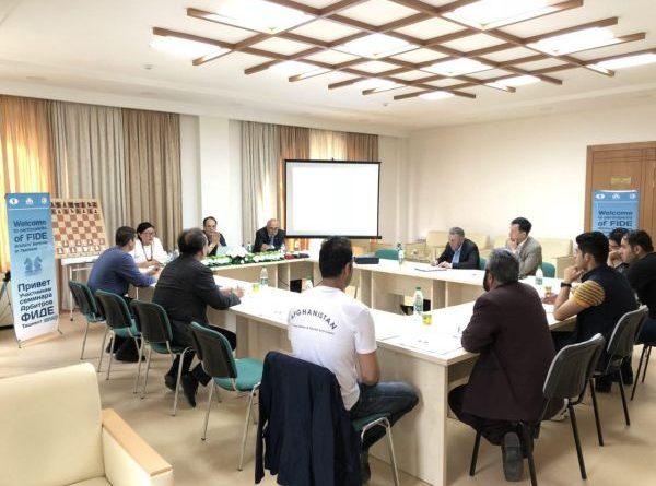 2018 UZBEKISTAN FIDE Arbiters Seminar-1
