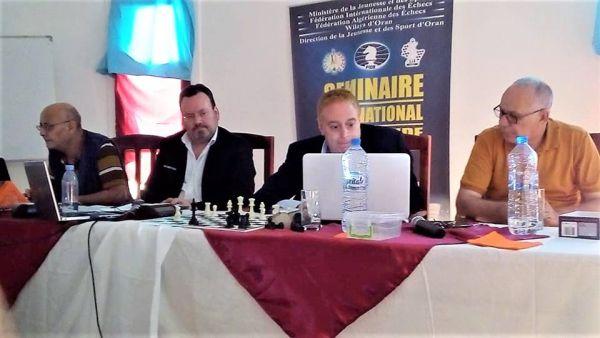 2018 ALGERIA FIDE Arbiters Seminar-1