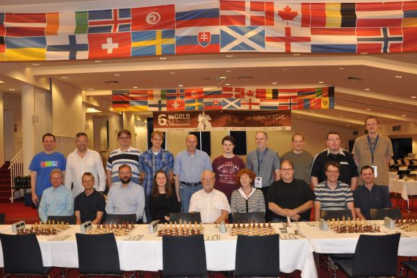 2018 GERMANY 2 RADEBEUL FIDE Arbiters Seminar