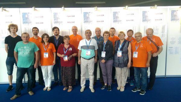 2018 LATVIA FIDE Arbiters Seminar