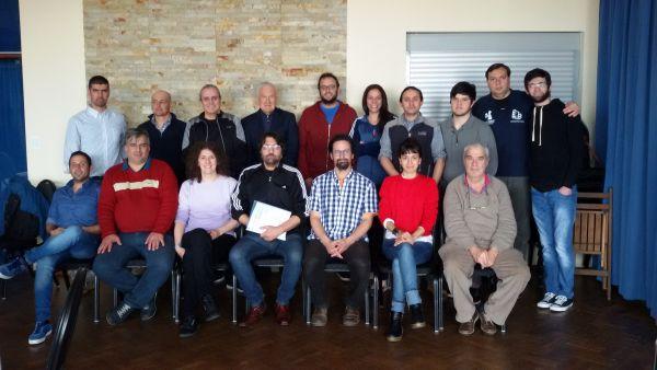 FIDE Arbiters Seminar-URUGUAY 2018-1