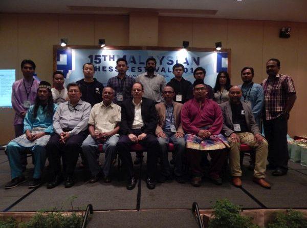 2018 MALAYSIA 2 FIDE Arbiters Seminar