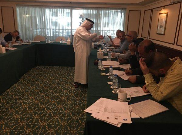 FIDE Arbiters Seminar-Dubai UAE 2018-1