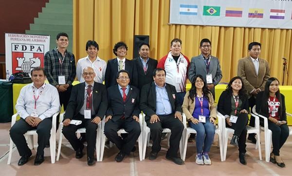 FIDE Arbiters Seminar-Lima PERU 2018