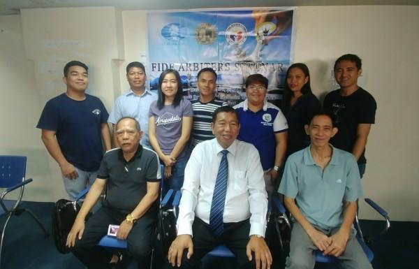Manila 2018 Arbiters Seminar photo