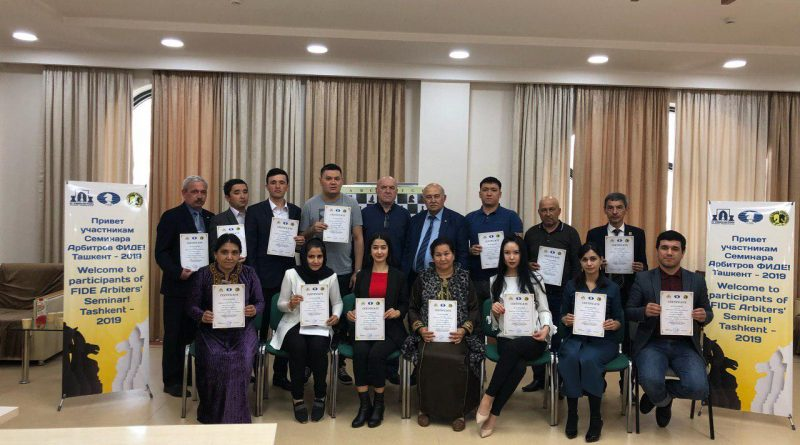 2019-March-Tashkent-FIDE Arbiters Seminar-01