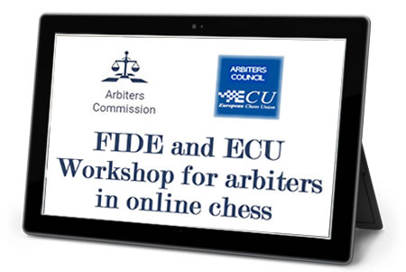 workshop fide ecu online tournaments