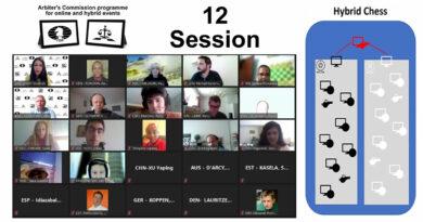 ARB Training Programme – Session 12