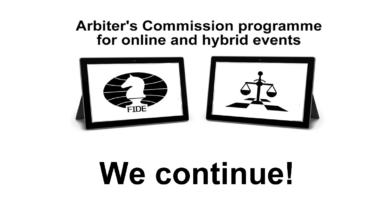 Online/Hybrid Arbiters Training – New Sessions
